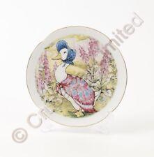 Reutter Porcelain Beatrix Potter Jemima Puddle-duck Decorative Plate