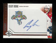 2012-13 PANINI LIMITED PHENOMS COLBY ROBAK AUTO RC 366/499 FLORIDA PANTHERS