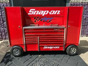 Snap On Pit Box Tool box Miniature Toolbox Collector Rolling RC