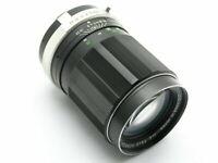 MINOLTA MC TELE ROKKOR-QD 135mm F3.5  Lens  USED for Parts