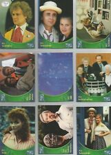 Doctor Who Definitive 3 - Preview / Promo Set of 10 Cards #PS3-1-10