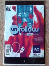 UNFOLLOW #1 (DC Comics / Vertigo) 2016 NM POSSIBLE TV SHOW