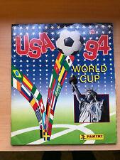 USA 1994 World Cup WC WM 94 Panini Football Sticker Album - 100% COMPLETE RARE