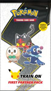 Pokemon TCG 25th Anniversary Alola First Partner Pack