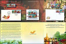 40 years Diplomatic Relations to Vietnam -FOLDER FL(I)- (**)