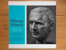 Othmar Schoeck-Violinkonzert op.21-Ulrich Lehman-Hornkonzert op.65 Jozef Brejza