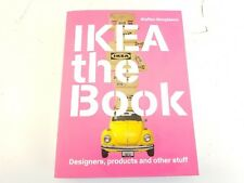 IKEA the Book: Designers, Products... (Pink Cover) by Staffan Bengtsson 2012