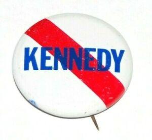 1968 ROBERT KENNEDY BOBBY RFK campaign pin pinback button presidential political