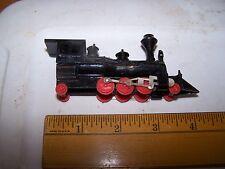 Vintage NIKKEN Plastic Pencil Sharpener Bennie Train Engine Toy Locomotive JAPAN