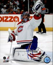 Carey Price Signed Auto Autographed 8x10 Photo JSA COA Montreal Canadiens