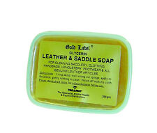 Gold Label Glycerin Leather & Saddle Soap - 250 g - Leather Care