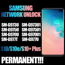 ✅ Network Unlock Samsung S10/S10e/S10+ Plus - TELUS/BELL/ROGERS/FIDO/CANADA