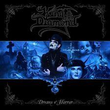 KING DIAMOND - DREAMS OF HORROR (BEST OF) 2 CD NEU