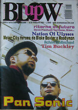 BLOWUP 33 2001 Pan Sonic Tim Buckley MB Magazine Calla Nation Of Ulysses Make-Up