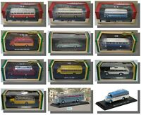 Buses, Coaches, 1/76 Scale, (Special Offer - One Postage Buy all you want).