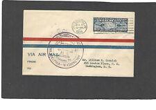 #C7 1926 FIRST FLIGHT PHILADELPHIA TO WASHINGTON,DC JUL 6-1926