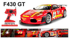 Licensed 1/10 Scale F430 GT Competition Ready To Run Die Cast Radio Control RC