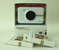 Polaroid Snap Instant Print Digital Camera White +2 Boxes Premium Zink Paper NEW