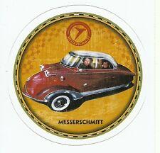 MESSERSCHMITT BUBBLE  CAR Sticker Decal