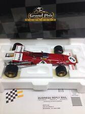 Exoto Ferrari 312 B Jacky Ickx #3 WINNER 1970 GP South Africa 1:18 NUOVO 97060