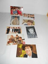 cards-1D One Direction Photo Cards-lot of 8