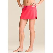 Athleta Raspberry Watermelon Fun In The Sun Swimsuit Skirt Cover Up XXS