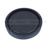 Rear lens cap cover protector for Sony & Konica Minolta α a mount