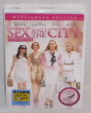 Sex and the City - The Movie DVD 2008 WIDESCREEN NEW