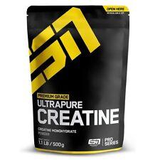 ESN Ultrapure Creatin Monohydrate - Creatine Pulver Kreatin - 500g