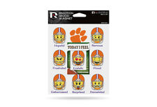 NCAA Clemson Tigers Emotion Mood Magnet Gameday Essential Man Cave