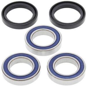 All Balls 25-1250 Wheel Bearing Kit Rear Honda CRF250R 2012 - 13 22-51250