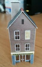 N Gauge Metcalfe Card Buildings - Made Up & Ready for Use (21)