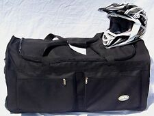 MOTORCYCLE ATV  ROLLER GEAR BAG  MOTOCROSS  SNOWMOBILE/BLACK