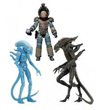 NECA ALIENS SERIES 11 set complet 18-23 cm