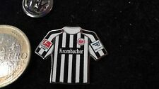 NEU: Eintracht Frankfurt SGE Trikot Pin Badge Home 2016/17 Krombacher Bier