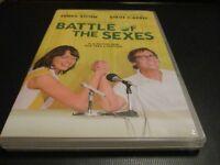 "DVD NEUF ""BATTLE OF THE SEXES"" Emma STONE, Steve CARELL"