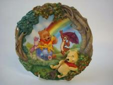 DISNEY BRADEX WINNIE THE POOH THE SWEETEST SORT OF TREASURE 3D  PLATE