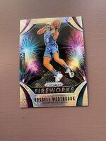 2018-19 Panini - Prizm Basketball: Russell Westbrook Silver Prizm