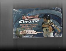 1999 Bowman Chrome Series 1 Factory Sealed Baseball Hobby Box