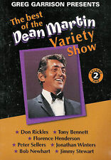 Dean Martin Variety Show ~ Volume 2 Two ~ New Factory Sealed DVD