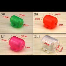 10x Squid Jig Keeper Case Wood Shrimp Umbrella Hook Cover Protector O5r S