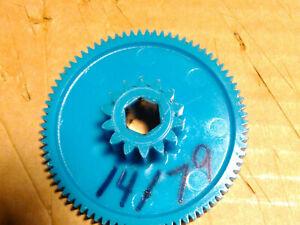 1X Fisher Price Power Wheels #7 Gearbox Gears: GEAR #2 ***TEETH ARE 14 / 79