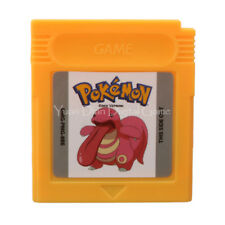Nintendo GBC Video Game Cartridge Console Card Pokemon Cock English Version