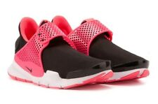 b0dbbbb7ffc7ff NEW - Nike Sock Dart Girls 904277 Running Training Shoe - Black   Racer Pink