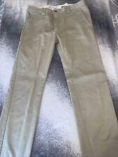 Dickies uniform pants skinny straight kakhis boys teens