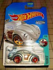 Hot Wheels Volkswagen Beetle Tooned Zamac 2017