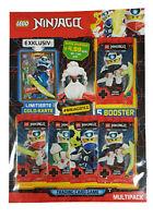 Lego® Ninjago™ Serie 5 Trading Card Game -  Multipack mit LE5 Digi Nya
