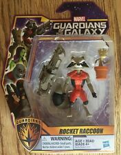 """Marvel Guardians of the Galaxy Rocket Racoon W/Baby Groot 6"""" Scale Action Figure"""