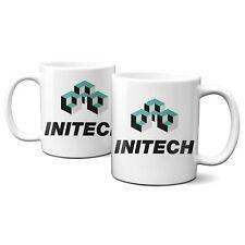 Office Space Initech Logo Ceramic 11oz Mug