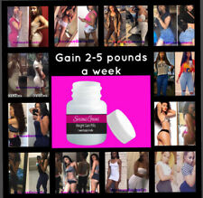 """Gain 3-5 Pounds in a week """" Serious Gains"""" Weight Gain Pills- Get Thick Quick"""